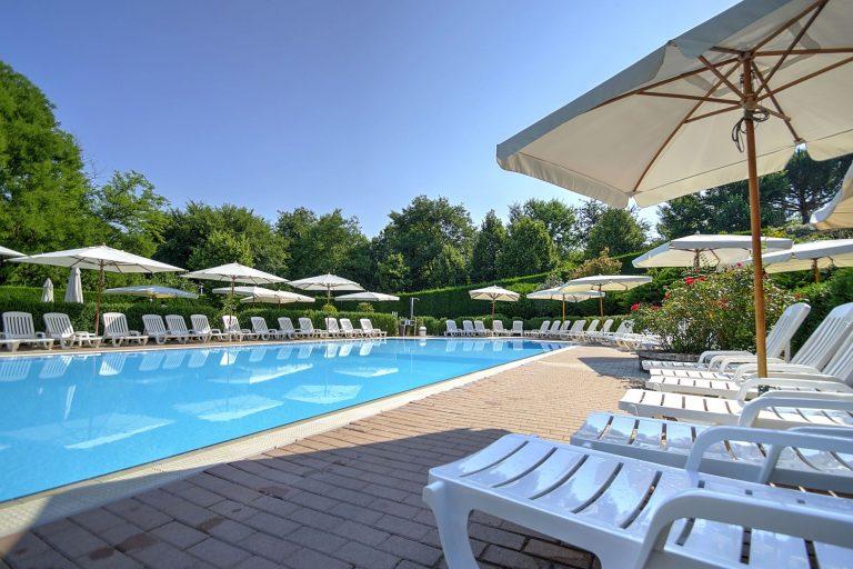 Airstream park mit pool