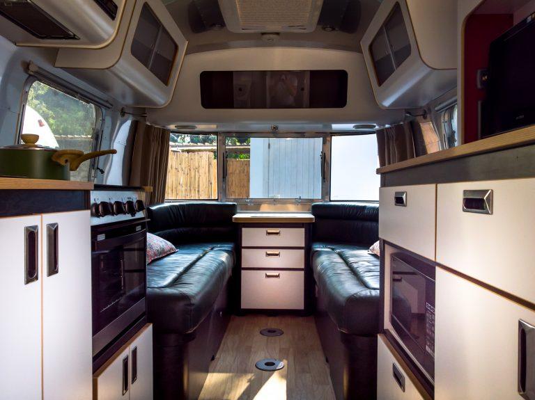 Airstream small interior