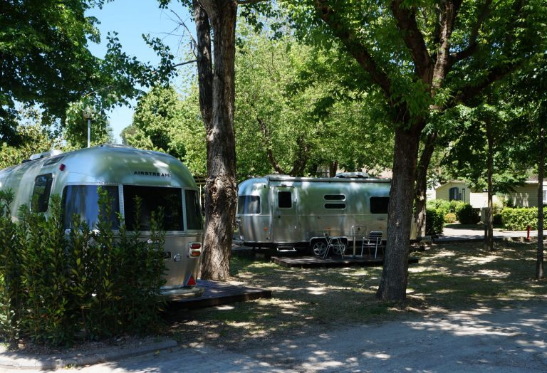 airstream park rome - airstream 604 model