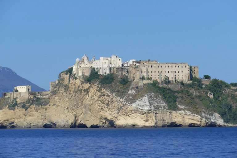procida view form boat excursion