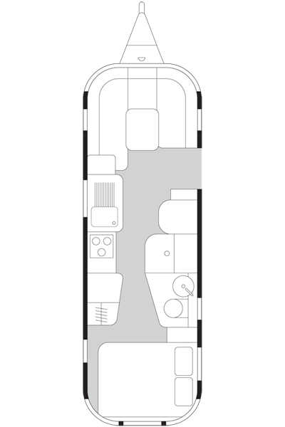 airstream 684 planimetry