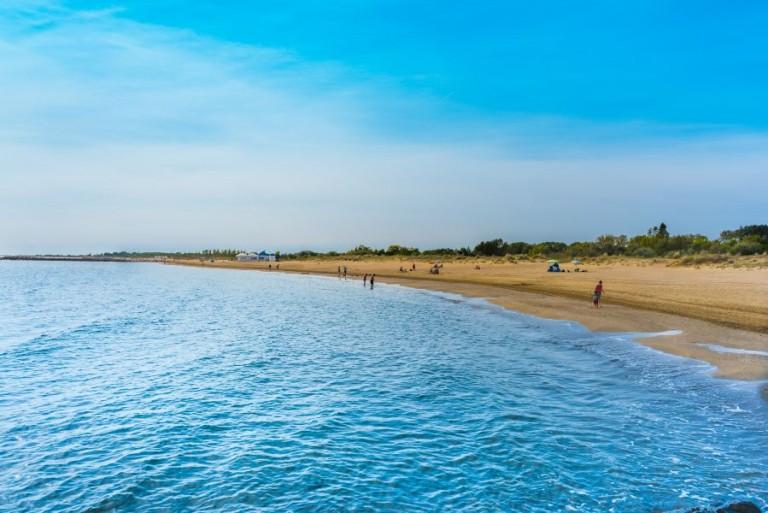 Spiaggia Cavallino - Italy Airstream Park Venezia