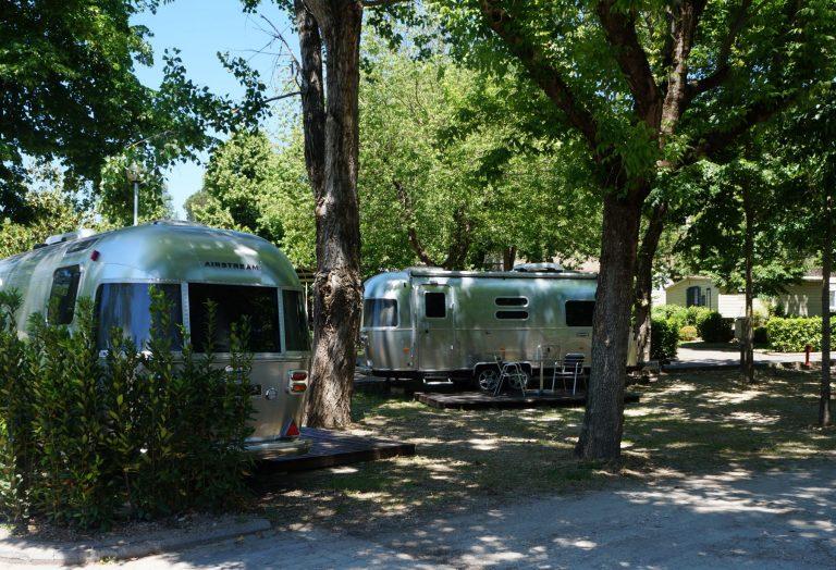 vacanza glamping a roma - ItalyAirstream Park di Roma