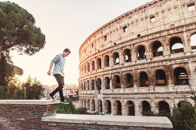 Itinerari turistici a Roma - ItalyAirstream Park Roma